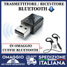 Trasmettitore Bluetooth e Ricevitore per Smart TV HIFI CUFFIA BLUETOOTH OMAGGIO4