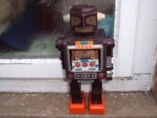 "TELSALDA Horikawa ""Mr Zerox"" FER BLANC LITHOGRAPHIE Japon robot original non testés"