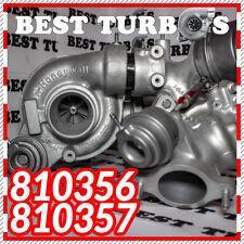 Doppio TURBOCOMPRESSORE Bi-Turbo MAZDA 6 CX5 CX7 CX3 2.2D 810356 8103 57 150HP 188HP