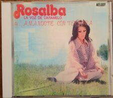 ROSALBA - La Voz De Caramelo / Amandote Con Ternura CD remasterizado Copia