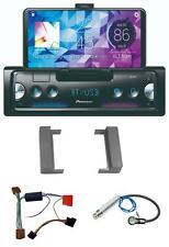 Pioneer MP3 AUX Bluetooth USB Autoradio für Audi A2 A3 8L A4 B5 TT 99-06 Aktivsy