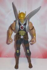 Dc Universe Infinite Heroes HAWKMAN Thanagarian Wingman 3.75 Figure Lot