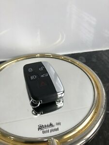 new 5 Button Remote Key Fob Case For Land Rover Range Rover Sport Evoque