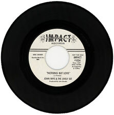 """JOHN RHYS & THE LIVELY SET  """"NOTHING BUT LOVE""""   DEMO  NORTHERN SOUL"""