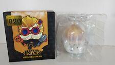 League Of Legends Heimerdinger Figure LOL 020 Loot Crate Gaming Exclusive New