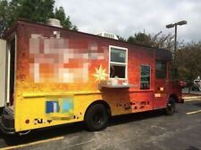 Used Chevrolet Well Equipped P30 Step Van Mobile Kitchen Food Truck For Sale In