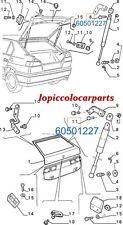 60501227 Spina Fissaggio Molla a Gas Portellone Post. Alfa 33 dal 90 al 94 ORIG