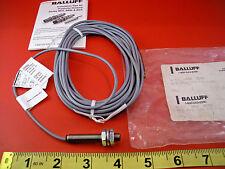 Balluff BES 516-324-EO-C-05 Proximity Sensor 10-30v dc sn 1.5mm BES01A9 Nib New
