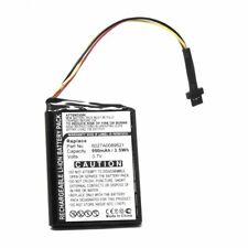 Batterie pour GPS Navigation TomTom Go 500 3,7V 950mAh/3,5Wh Li-Ion Noir