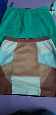 River island skirts size 10