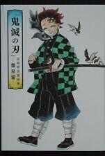 """JAPAN Demon Slayer: Kimetsu no Yaiba Koyoharu Gotouge Art Book """"Ikuseisou"""""""