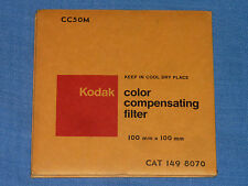 Kodak WRATTEN FILTRI 100x100 CC 50m