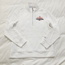 NWT Houston Astros Women Tommy Bahama 2017 World Series Champions Pullover Sz S