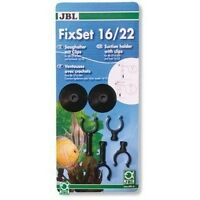 JBL FIXSET 16/22 MM VENTOUSE AVEC PINCE POUR CP e1500   ref 129319