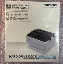 "Freecom Hard Drive Dock Duplicator 2.5"" & 3.5"" SATA USB 2.0 eSATA"