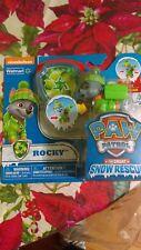 Nickelodeon Paw Patrol  the big snow patrol Rocky l with badge