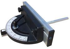 Winkelanschlag, Universal-Sägeanschlag für Kreis-/Bandsäge, Bandschleifmaschine