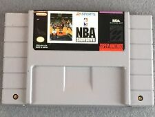 NBA Showdown for Super Nintendo SNES Tested Fast Shipping!