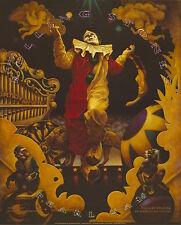 MINT Rolling Stones Pearl Jam 1997 Oakland Stadium Poster