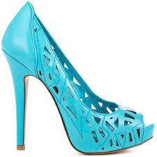 Landee - Cali Blue BCBGeneration Women High Heel Shoes Size 6B