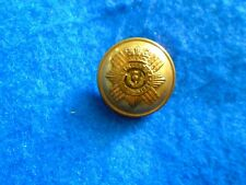 More details for victorian scots guards two part officers gilt 25mm button, firmin & sons london