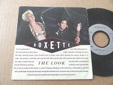 """DISQUE  45T  DE  ROXETTE  """" THE LOOK """""""