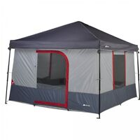 Coleman 6 Person Family Waterproof Camping Instant Cabin