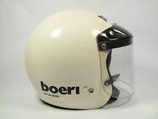 Vintage Boeri monza 2000 casco Helmet 60er 70er años