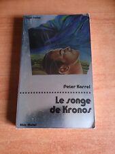 SUPER-FICTION 38 : LE SONGE DE KRONOS