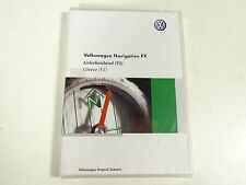 Original VW Navigations CD Navigation FX Griechenland V1 RNS 310 Amundsen /30910