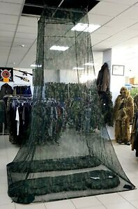 Anti-mosquito camouflage canopy for the special forces of the Russian Army. SSO.