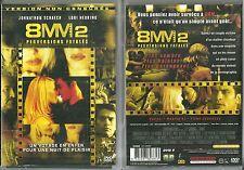 DVD - 8 MM 2 - PERVERSIONS FATALES avec JOHNATHON SCHAECH, LORI HEURING