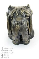 Neapolitan Mastiff - dog head resin figurine, high quality, Art Dog