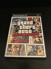Playstation 2 Grand Theft Auto Liberty City Stories With Manual
