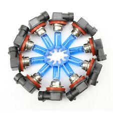 10 Stück H8 35W Xenon Optik Halogen Lampen XENON WEISS weißes Licht ihres PKWs