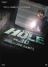 THE HOLE  2D +  3D   2 DVD    HORROR