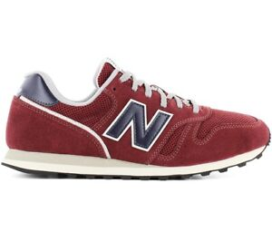 New Balance 373 Red Sneakers for Men for Sale   Authenticity ...