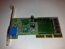 nVidia RIVA TNT2 M64 Grafikkarte 32 MB AGP TOP OK VGA ** LOOK **