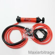 Gearbox HAND PUMP Vacuum Transfer Syringe Gun Extractor CARS BOATS