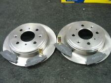ROVER 214 216 218 220 25 45 REAR BRAKE DISCS AND PADS