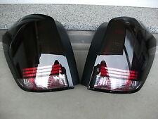 Schwarze Rückleuchten Lasierung Lasur Lasieren Opel Astra H Caravan Rückleuchten