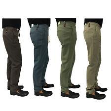 Pantalone Uomo ZANELLA vestibilita' slim mod HORSE/M 96% cotone 4% elastan