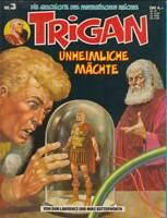 Trigan Band 3: Unheimliche Mächte (Gevacur 1. Auflage 1977) Z 2+
