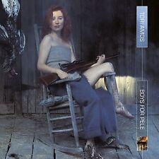 AMOS TORI BOYS FOR PELE DOPPIO CD DELUXE EDITION DIGIPACK NUOVO SIGILLATO
