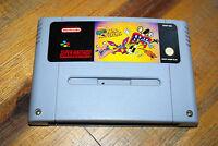 Jeu AAAHH!!! REAL MONSTERS pour Super Nintendo SNES version PAL