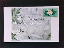 USA MK 1967 MISSISSSIPPI FLOWERS MAXIMUMKARTE CARTE MAXIMUM CARD MC CM c9515