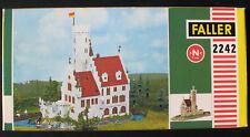 FALLER 2242 - Schloss / Burg / Wasserschloss - Spur N - Eisenbahn Modellbausatz