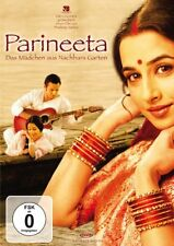 Parineeta - Das Mädchen aus Nachbars Garten - Bollywood DVD NEU + OVP!