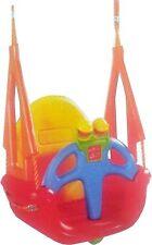 Altalena dondolo gioco giochi per bambini giardino esterno Cm.40 x 55 x 41