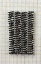 4 x Druckfeder, Länge 31mm, AußenØ 4,5mm, DrahtØ 0,5mm
